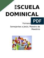 La Escuela Dominical