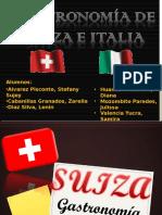 Gastronomía Suiza Italia
