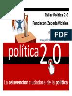 taller de politica 2.0