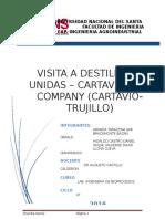 Informe de Cartavio 2016
