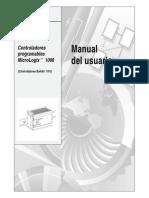 MicroLogix 1000 manual EN ESPAÑOL.pdf