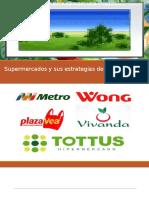 Supermercados y Sus Estrategias de Ventas