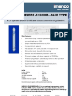 Guidewire Anchor 3 Slim Line Anchor 2