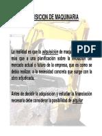 Tema 03 Adquisicion de Maquinaria