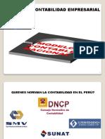 II Modelo Contable Peruano