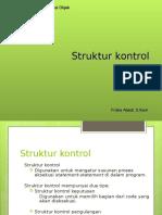 04 - Struktur Kontrol