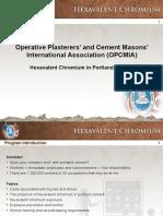 HexavalentChromium.ppt