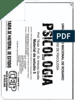 Psicología B - Material N° 5