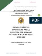 Mercado Mayorista de Jicamarca-Anexo 22