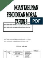 RANCANGAN TAHUNAN TAHUN 5.doc