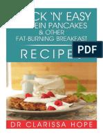Pancakes Breakfasts 2014