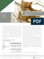 Boletin Financiero Febrero 2014