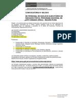 Bases de Convocatoria Pnsu 1ra Versión (Final1)