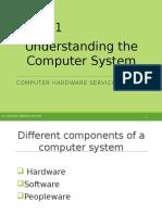 Understanding the Computer System