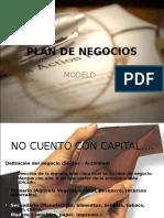 Plan de Negocio.modelo y 17 Pasos