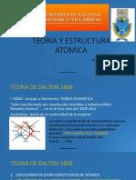 Teoria y Estructura Atomica