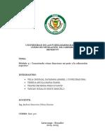 Universidad de Las Fuerzasarmadas Espe