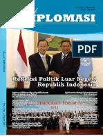Jurnal Diplomasi Maret 2012