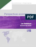 Perspectivas de La Economía de Las Américas