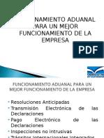 Presentacion de Adunas Teledespacho
