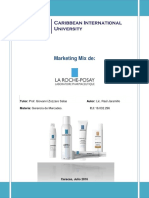 Marketing Mix La Roche Posay Laboratories Pharmaceutique