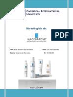 Marketing Mix La Roche Posay Laboratories Pharmaceutique