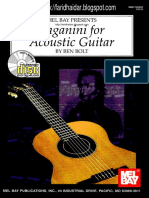 Paganini for Acoustic Guitar (Ben Bolt).Compressed