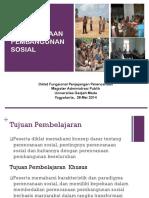 Proses Perencanaan Pembangunan Sosial MAP 2014