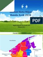 Banda Aceh Green City Initiatives