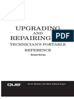 Upgrading and Repairing PCs Technicians Reference