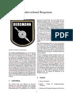 WW2 AXIS - Sonderverband Bergmann