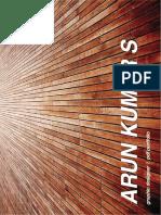 ArunKumar PDF Portfolio - Low1