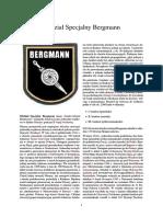 WW2 AXIS - Oddział Specjalny Bergmann