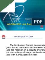 Wcdma Rnp Link Budget