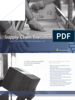 Ax Supply Chain Execution Brochure
