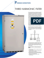 14. 3rd Harmonic Filter