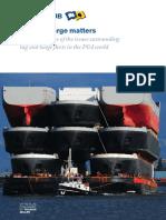 Tug & Barge Matters