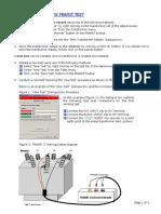 FRAMIT3 New Test Procedure