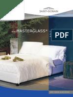 Masterglass Patterned Brochures