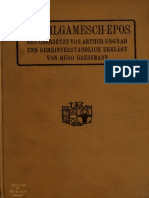 (1911) FRLANT014 Ungnad & Gressmann Das Gilgamesch-Epos