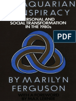 The Aquarian Conspiracy, 1981 - Marilyn Ferguson
