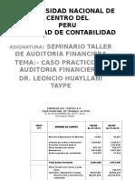 Auditoria Del Centro S.a.