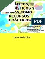 Gráficos, Estadísticos y Mapas Como Recursos Didácticos