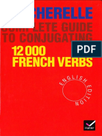 Conjugating Verbs 2012