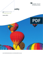 Baker Tilly International Corporate Identity Guidelines January 2013