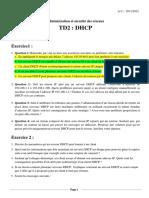 Td2 Asr Dhcpcorr