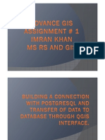 Building a Connection In Qgis with Postgres SQL