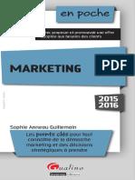 Marketing 2015-2016
