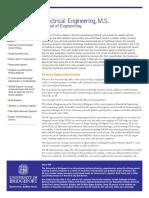 UB ElecEngnrng FactSheet