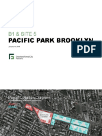 Presentation on Pacific Park's Site 5